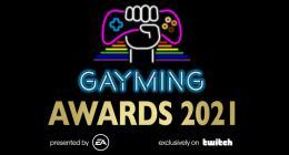 EA 게임즈에서 제공하는 성소수자를 위한 게이밍(Gayming) 어워드 개최 예정