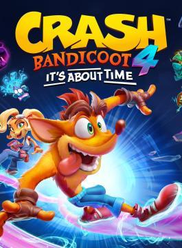 크래쉬 밴디쿳 4: 이츠 어바웃 타임 (Crash Bandicoot 4: It's ABOUT TIME, 2020)