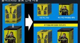 사이버펑크 2077 - 컬렉터즈 에디션 아웃박스 지연 공지