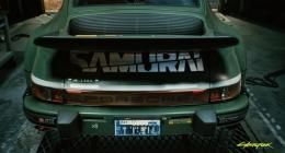 사이버펑크 2077 x The 911 Turbo 포르쉐 공식 영상 공개