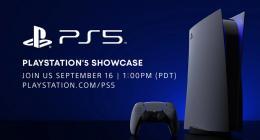 9월 17일 플레이스테이션5(PS5) 디지털 쇼케이스 진행