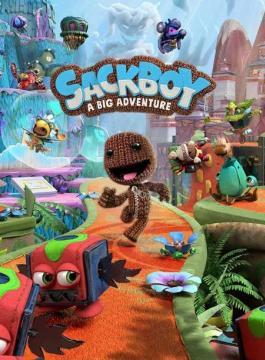 색보이 : 어 빅 어드벤처 (Sackboy: A Big Adventure, 2020)