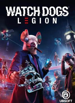 와치독스 : 리전 (Watch Dogs: LΞGION, 2020)